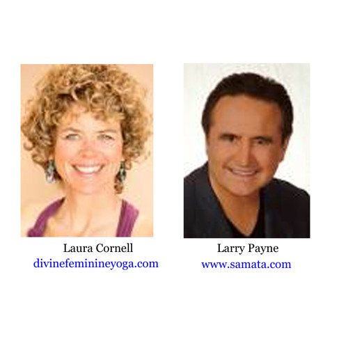 The Future of Yoga Summit - Interview with Laura Cornell & Larry Payne