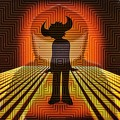 Jamiroquai Cosmic Girl (In Space Magnetize Remix) Artwork