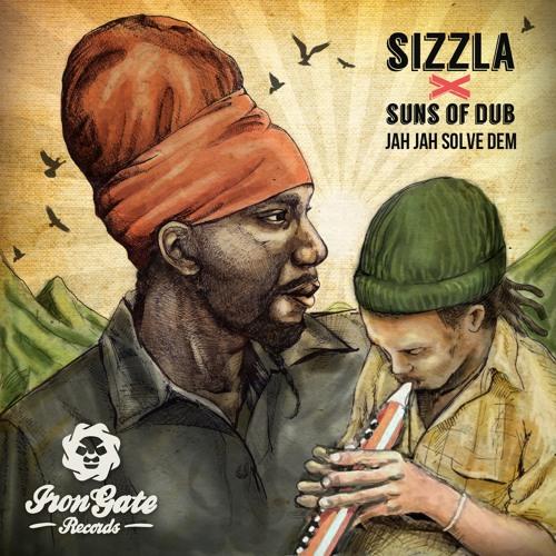 Sizzla - Jah Jah Solve Dem [Iron Gate Records]