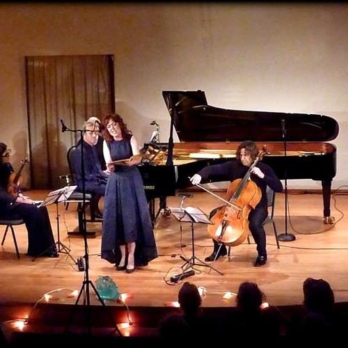 "Laia Falcón canta de  Shostakovich  ""Música"", de los siete poemas de Blok (VII)"
