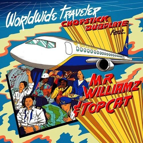 Chopstick Dubplate - Worldwide Traveller Feat Top Cat & Mr Williamz - Dreadsquad Remix (clip)