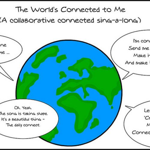 The Worlds Connected To Me