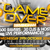 GAME OVER 0121 ★ SLOW JAMS - OLD VS NEW ★ MIXED BY JUKESS ★ WEDS 29TH OCT 2014