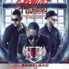 AngelSad ft Baby Rasta Y Gringo-Amor prohibido official remix ultra beats dembowSound Remix djZ CLUB Portada del disco