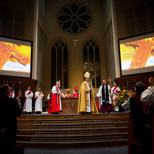 TW&E | The new Archbishop of the Anglican Church in North America | Oct. 14, 2014