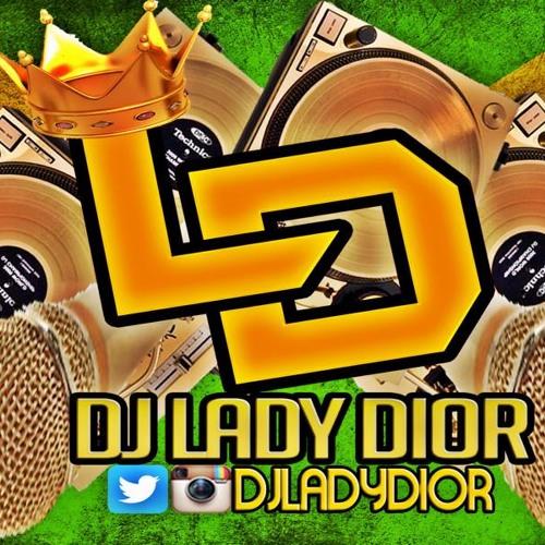 DJ Lady Dior Presents   Gyal Whine Up & Jiggle Fi Me