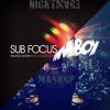 Sub Focus, Zomboy & xKore - Falling Skull n' Bones (N1GHTMVR3's Mashup)