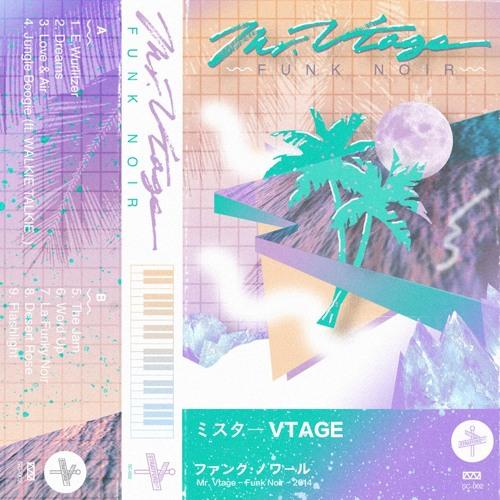 Mr.Vtage | Funk Noir