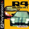 Ridge Racer Type 4 PSX intro (Kouta Takahashi - Urban Fragments)