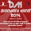 15.10.2014: Bo Loft Jensen, medlem af S.I.F. Silkeborg Sports Dans