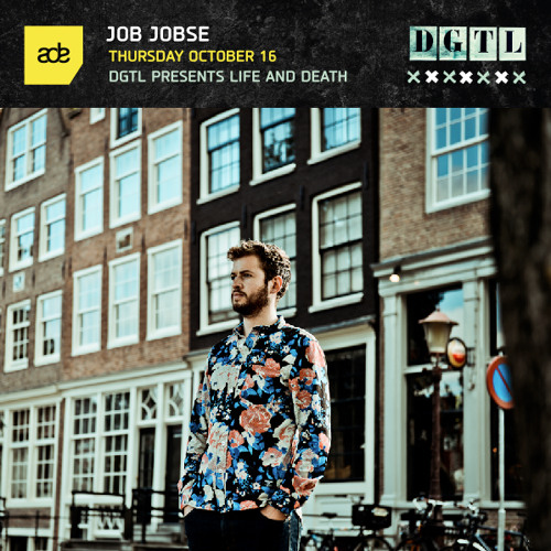 Job Jobse - DGTL Podcast #16