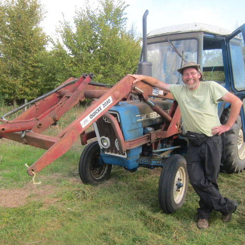 The Permalogues - Chris Smaje of Vallis Veg on food, farming and the Book of Genesis