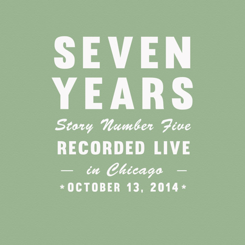 Seven Years - Story 5