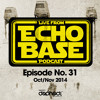 ECHO BASE Podcast No.31 Oct / Nov 2014 (FREE DOWNLOAD)