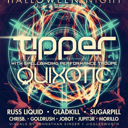 Show Preview: Cirque Du Freq Halloween featuring Tipper, Quixotic, Russ Liquid, Gladkill and more!