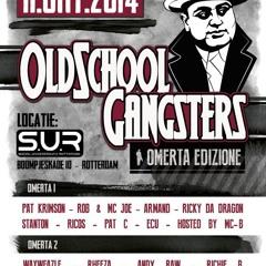 Stanton - Oldschool Gangsters (Omerta Edizione) - 11.10.14