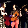 Free Download Michael Daves With Sarah Jarosz And Alex Hargreaves - The Old Cross Road Mp3