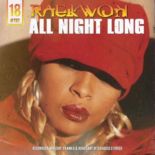 Audio: Raekwon   All Night Long (Remix)