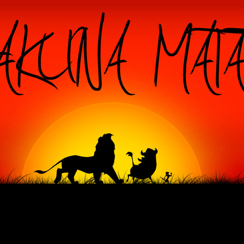 Not3s Trekked Like Me Lyrics: Hakuna Matata هاكونا ماتاتا #تيمون و #بومبا #سيمبا By