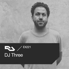 EX.221 DJ Three