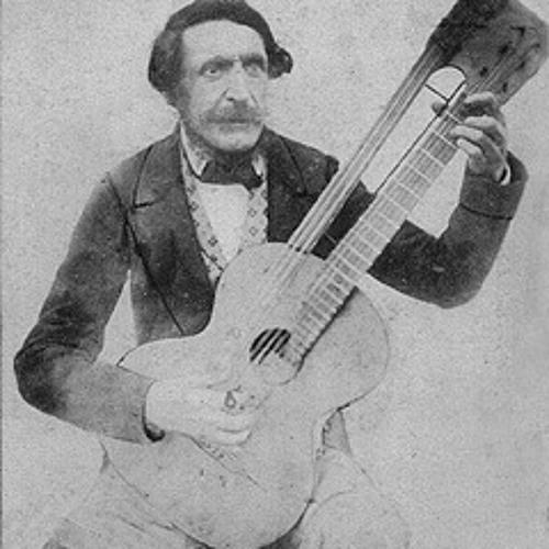 Johann Padowetz - Polonaise A-major for solo guitar