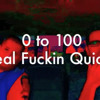 0 To 100 (Real Fuckin Quick) Prod by DRAKE (VIDEO @ http://y2u.be/hiZyU_mX_SM)