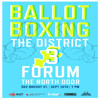 Ballot Boxing: The District 3 Forum