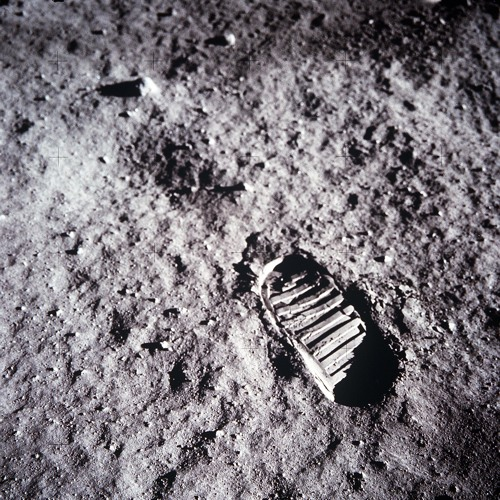 Apollo 11: That's One Small Step for (a) Man