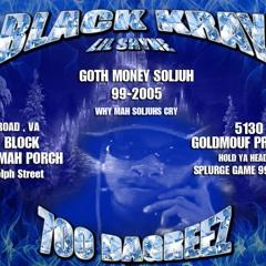 BLACK KRAY ## 7 ROSES ## FT BLADEE [PROD BY PENTAGRVM]