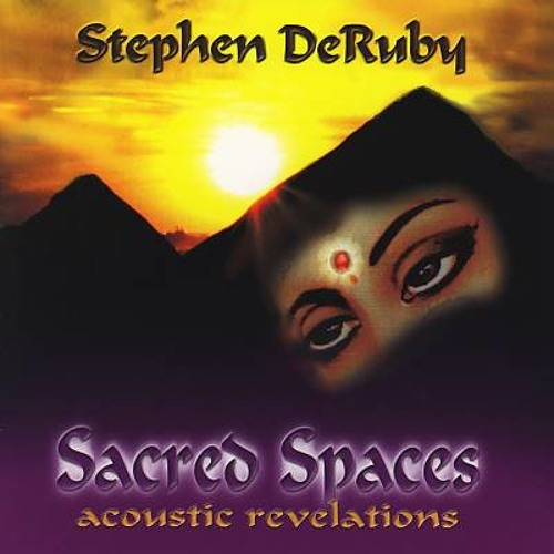 ON THE BRINK RADIO #82 'SACRED SPACES' STEPHEN DERUBY MUSIC/NATURE EXPERIMENT
