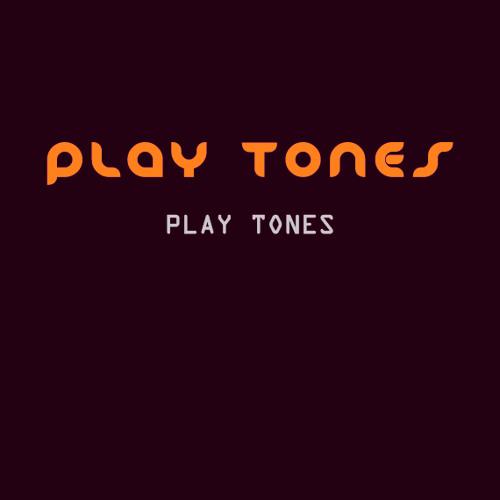 「ねぇ、お茶しに行かない?」 by Play Tones
