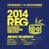 DJ Omni - REG 2014 Podcast
