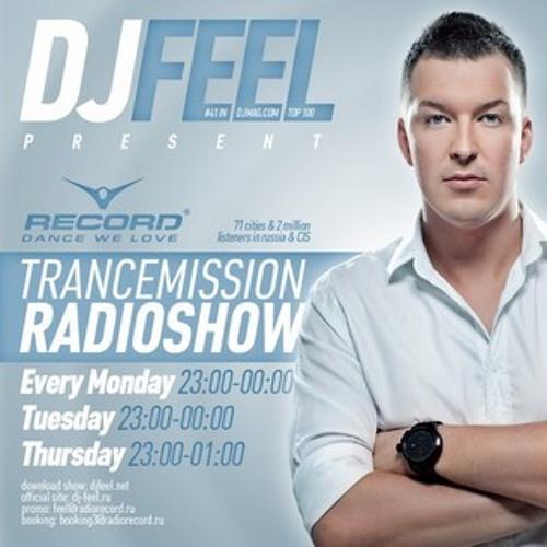 Tellur - Danger On The Roads (Millaway Remix) (Cut from DJ Feel's Trancemission 15/03/2012)