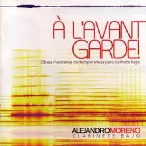 """05 Wild is the wind (José Luis Castillo Borja) - Alejandro Moreno """"A L´Avant Garde!"""" (2010)"""
