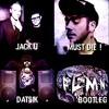 Jack Ü Ft. Must Die !  Datsik - Take Me There VS Zipper [FLMN Bootleg]