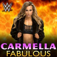 WWE - Carmella Theme Song - Fabulous