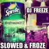 Gucci Mane ft Chief Keef Top in tha Trash Cold Music Vol.1 Slowed and Froze DJ Freeze