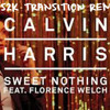 Calvin Harris - Sweet Nothing (S2K Transitions 128 To 140 Trap Remix)