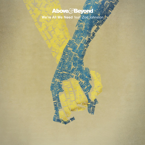 Above & Beyond feat. Zoë Johnston - We're All We Need (Pete Tong BBC Radio 1 Debut)
