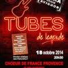 ANNONCE AVIGNON TUBES DE LEGENDE 18/10/2014