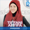 Tiffani Afifa - Overjoyed (Stevie Wonder) - Top 12 #SV3