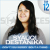 Syauqi Destanika - Don't You Worry 'Bout A Thing (Stevie Wonder) - Top 12 #SV3