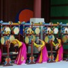 everyday (10-17-14)  South Korea Day 3: Traditional Korean Drum Dance (stereo recording)