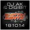 DJ AK & Digibit (Shiftin Beatz) 18-10-2014