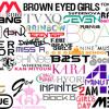 EXO - K - Lucky (Color Coded Hangul - Rom - Eng Lyrics)