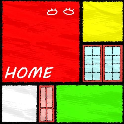 【ケ-01b】2014年度M3秋ゴールデンモアイハウスコンピ「HOME」