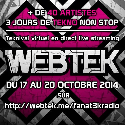 Reezohm- Live@ Webtek X