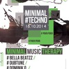 Dominik O. 18 10 2014 Minimal Music Therapy @ Halle Luja