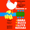 Pirate Radio - A Dance Music Tribute To The 60s on Woodstock's 45th Birthday (With Live Guitars)
