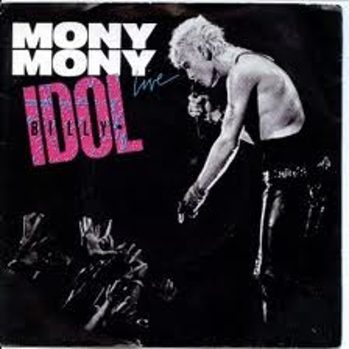 "Billy Idol explains the origins of the special audience lyrics for ""Mony Mony"""